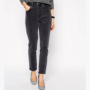 ASOS Farleigh Grey Denim Jeans